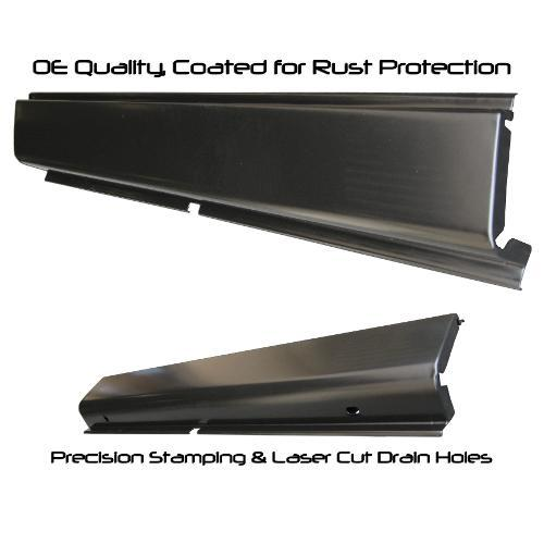 OE Style Rocker Panel - 2 Sided