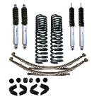 Stock Suspension Lift Kit System - Stage 1