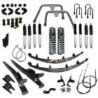"5.5"" Suspension Lift Kit Long Arm System - Stage 12"