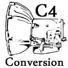 NEW C4 Automatic Transmission Conversion Kit (NO Transmission)