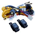 Heavy Duty Headlight Conversion Harness w/Relays, each
