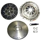 "11"" Clutch & Flywheel Kit - 66-77 Broncos w/Late 302 V8, **50 oz**, New"