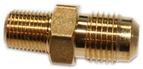C4 Cooler Line Adapter Fitting, Standard Aluminum and Copper Core Radiators
