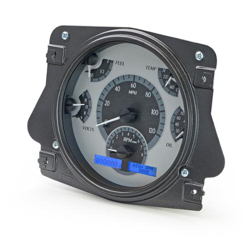 Digital Gauge Clusters